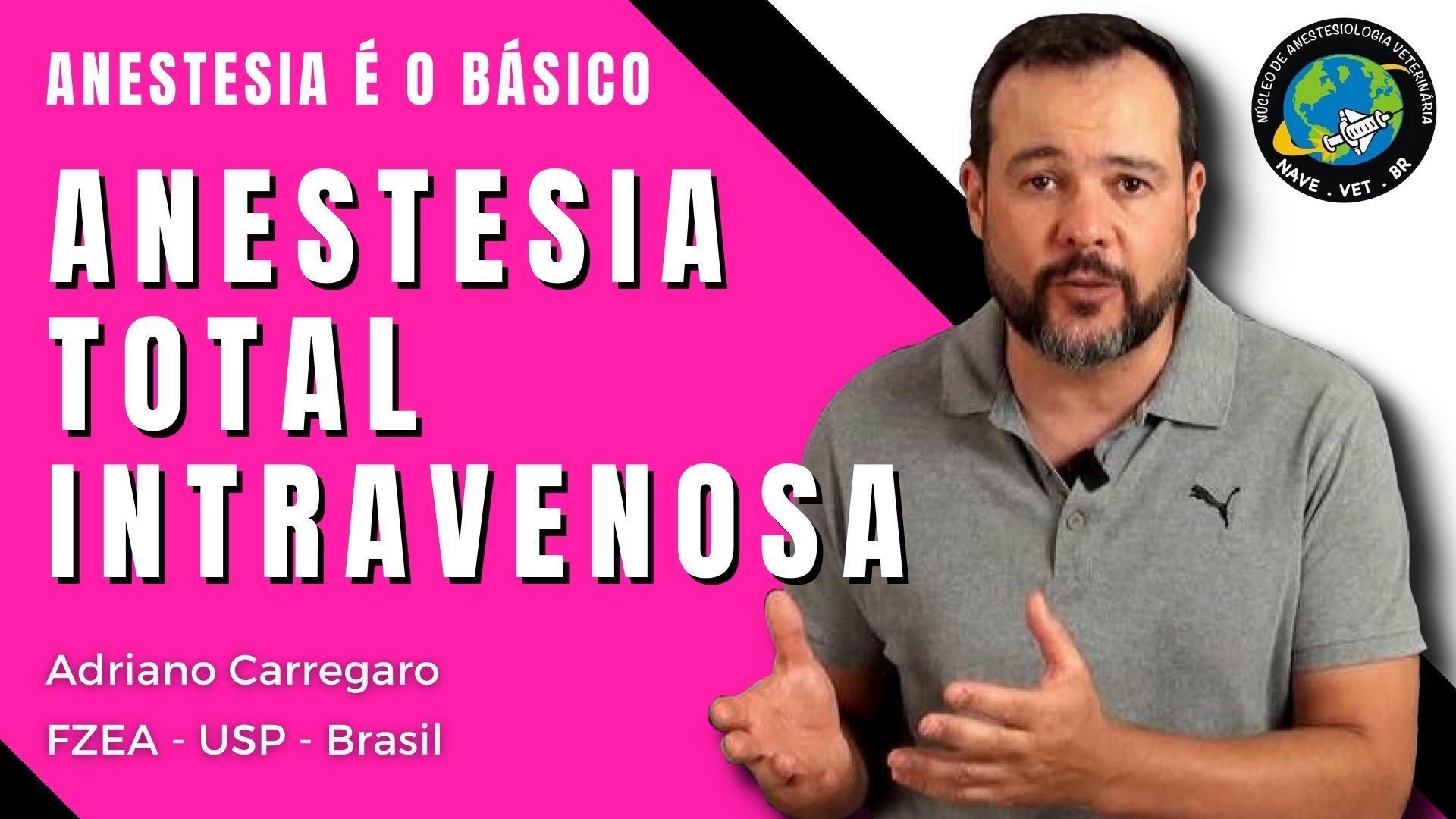 TIVA – Anestesia Total Intravenosa – Anestesia é o Básico #14